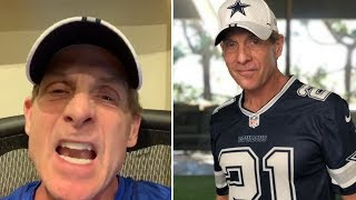 Skip Bayless GOES OFF On REFS After Dallas Cowboys Lose To New York Jets!
