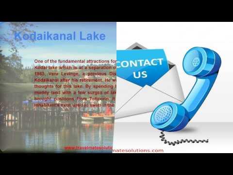 Kodaikanal Tour Packages Near Thrissur | Travel Agency In Kerala
