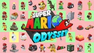 Gotta Catch 'Em All, Mario Odyssey's Ark Challenge! (Part 2)