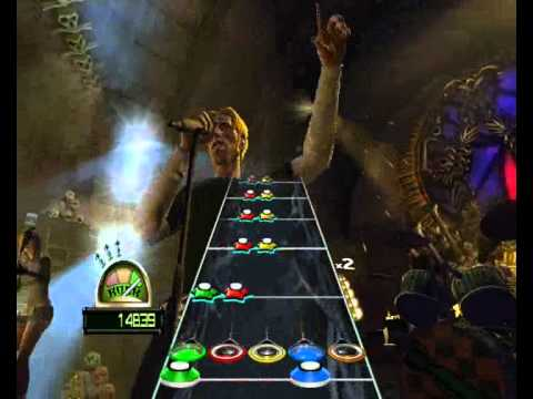 Gameplay Guitar Hero World Tour
