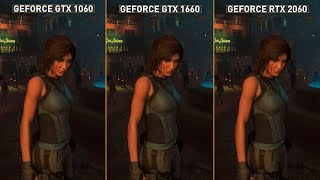 Comparativo - GeForce RTX 2060 vs GTX 1060 vs GTX 1660 TI - Full HD