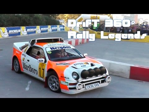DrifT Rally WRC 360º Legend cars
