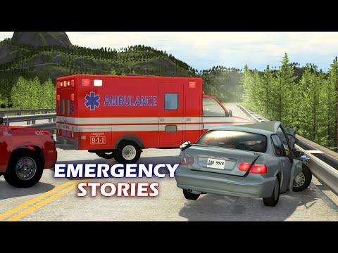 Emergency Stories 24 - BeamNG.Drive [Short Stories]