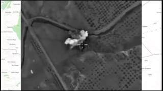 Syria Video  Russia inflicted a crushing air strike on the ISIL terrorists 29 10 2015 news