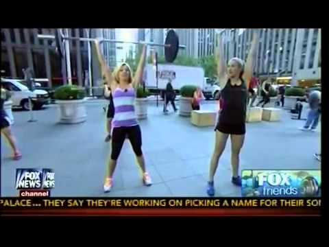 Crossfit Craze Weightlifting, Gymnastics and Conditioning   Anna Kooiman Fox and Friends   YouTube