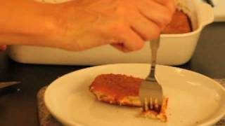 Torta salada de elote - Salted Corn Cake
