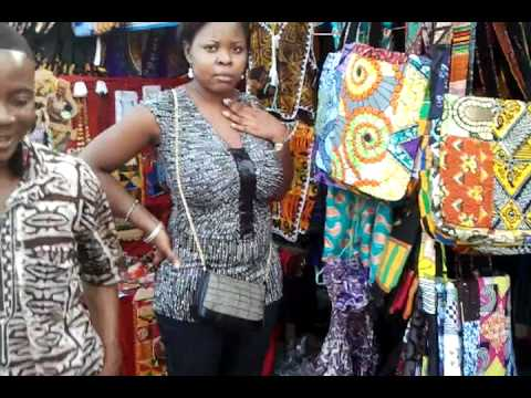 Osu Oxford Street - Accra Ghana