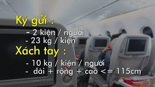 TRÃI NGHIỆM THÚ VỊ ĐI MÁY BAY TỪ VIỆT NAM ĐẾN MỸ : Fly from Tan Son Nhat to Tokyo (1/3)