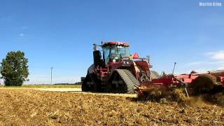 CASE IH QUADTRAC 600 | Väderstad TopDown 700