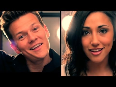 Macklemore - Can't Hold Us - Music Video (Tyler Ward & Alex G Acoustic Cover) Official