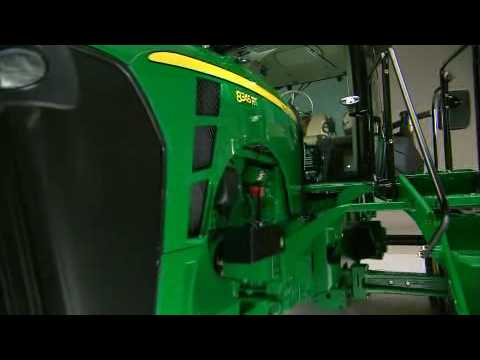 John Deere 8R and 8RT Series Tractors Video