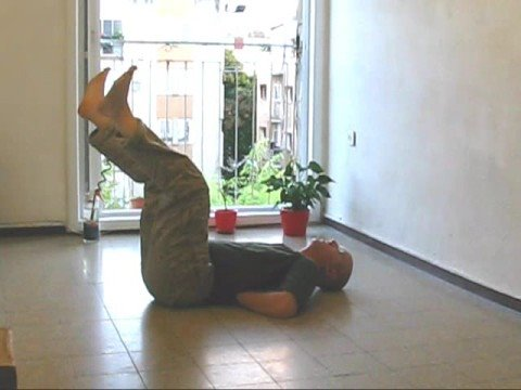 Systema Israel solo spine awareness and health
