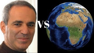 Amazing Game : Garry Kasparov vs. Rest of World! - 1999, Part 1 - Sicilian Defence (B52)