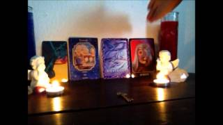 Libra Card Reading for March 2013