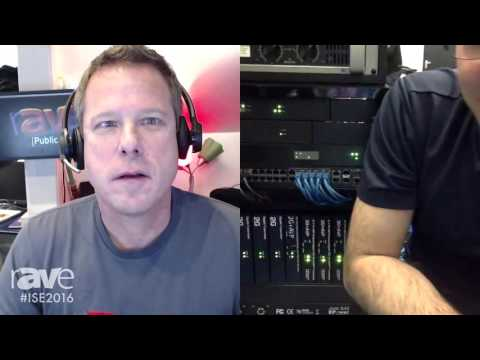 Special ISE Videocast: Just Add Power Shows Their 4K Over IP Rack