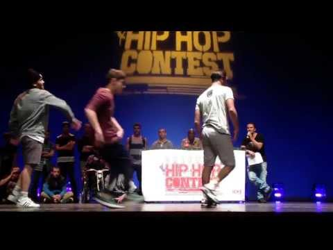 Hip Hop Contest 2013 - Arabik Flavour Vs Essentiels Style video