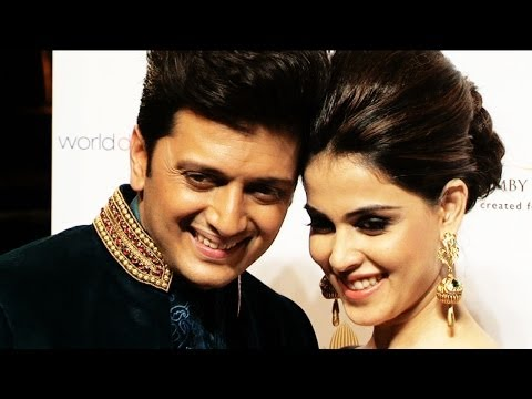 RITESH AND GENELIA AT AAMBY VALLEY INDIA BRIDAL FASHION WEEK 2013  IceSun   Cool Boy IceSun Rmx  mp3