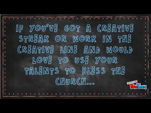 Creative Team Recruitment