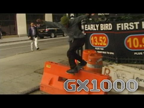 GX1000: Road Kill (NYC)