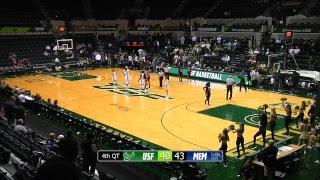 USF Women's Basketball vs Memphis