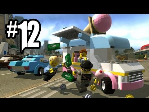 LEGO City Undercover Gameplay Walkthrough Part 12 - TIMES SQUARE FUN!! (Wii U HD)