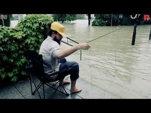 Hochwasserangeln – Echnaton Style [Rangeln Parodie]