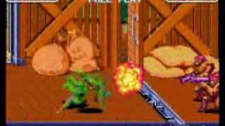 TMNT 4 Turtles in Time Arcade Co op