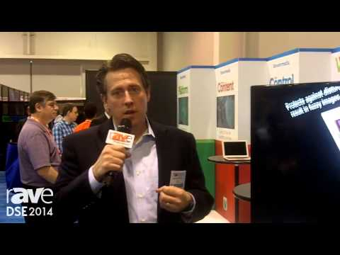 DSE 2014: SurgeX Talks about the FlatPak in the MultiPak Series of Flat Surge Protectors