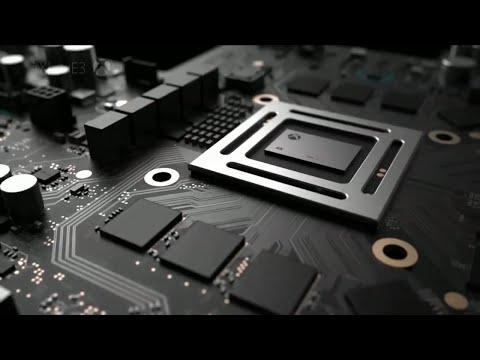 Xbox One Scorpio Trailer (WORLD Reveal - E3 2016)