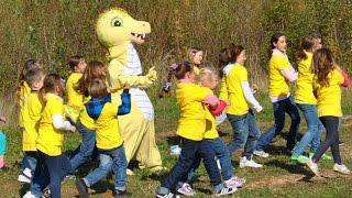Dinozavrov ples - Alenka Kolman