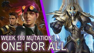 Starcraft II: One for All [Throw All the Stuff for One Amon]