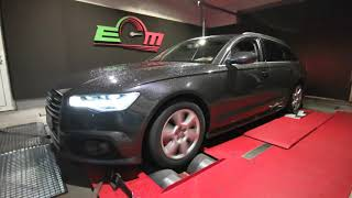 Chip tuning Audi A6 2.0 TDI CR 190 KM 140KW
