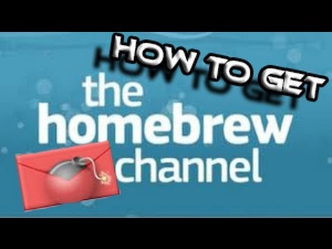 [2013] How to hack ANY Wii 4.3 [Homebrew Channel] - NO GAME!