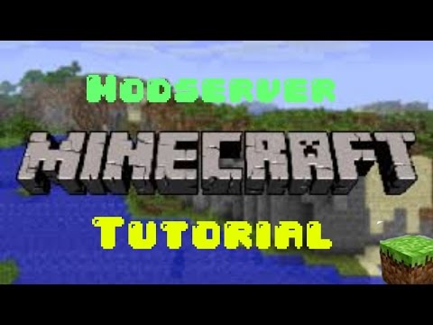 Minecraft Tutorial:Mods Server mit Technic Launcher erstellen [German] + Problem bei Java Pfaden