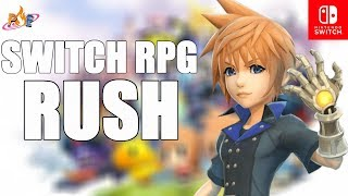 Switch RPG RUSH! - Fairy Fencer F, World of Final Fantasy & South Park The Stick of Truth! | PE NewZ