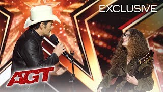 Brad Paisley Speaks On What Makes His Golden Buzzer Special - America's Got Talent 2019