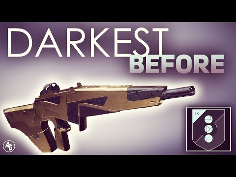 Darkest Before Pulse Rifle | Destiny 2 Trials of the Nine Pulse Rifle