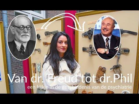 Van dr. Freud tot dr. Phil - Een kijkje in de geschiedenis van de psychiatrie