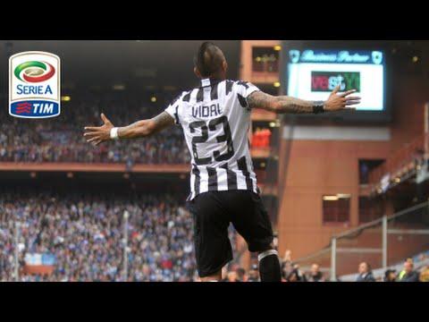 Sampdoria 0-1 Juventus - Highlights - Giornata 34 - Serie A TIM 2014/15