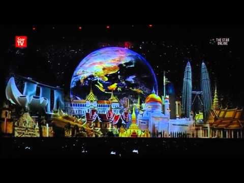 An electrifying Asean performance