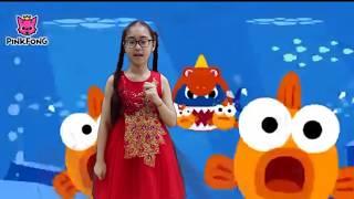 Baby Shark เบบี้ชาร์ค Cover Dance กัสจัง