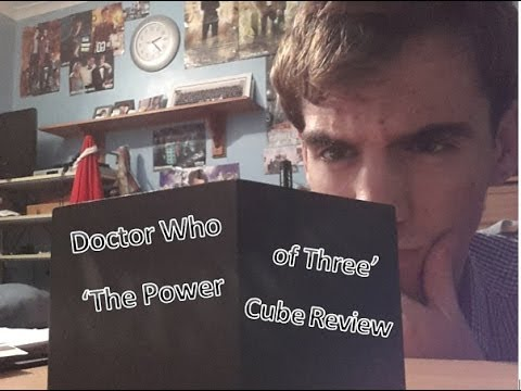 Doctor Who The Power of Three Cube Review