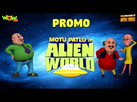 Alien World - Promo - Motu Patlu thumbnail