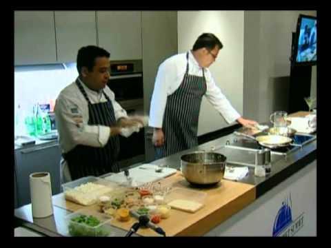 World Gourmet Summit 2011 Manish Mehrotra Culinary Masterclass, Silken Tofu Kofta