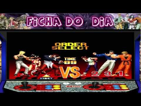A ficha do dia - The king of fighters\' 97