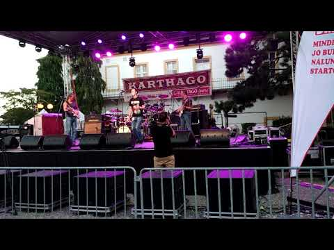 Jet Petrol koncert -   Eger -  Vár Fesztivál /2019.08.18/