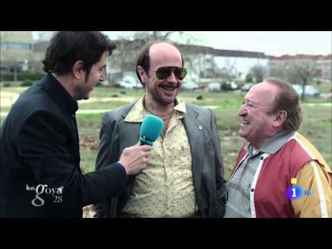 TORRENTE Santiago Segura y Fernando Esteso - Gala Premios GOYA 2014
