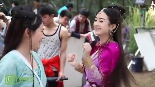 [BTS] Zhao Li Ying (赵丽颖) - Fighting Cut 3