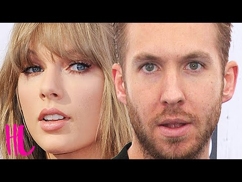 Calvin Harris Reacts To Taylor Swift & Tom Hiddleston Dating - VIDEO