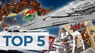 Top 5 - LEGO Star Wars Sets That Should Have Been Made